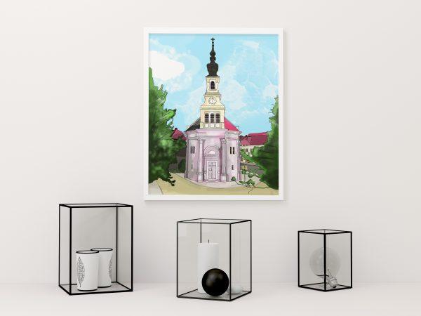 <span>Ilustracja kościół</span><i>→</i>